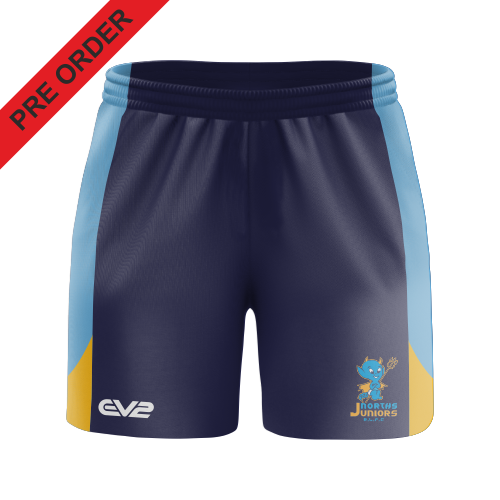 Norths Devils JRL - Training Short
