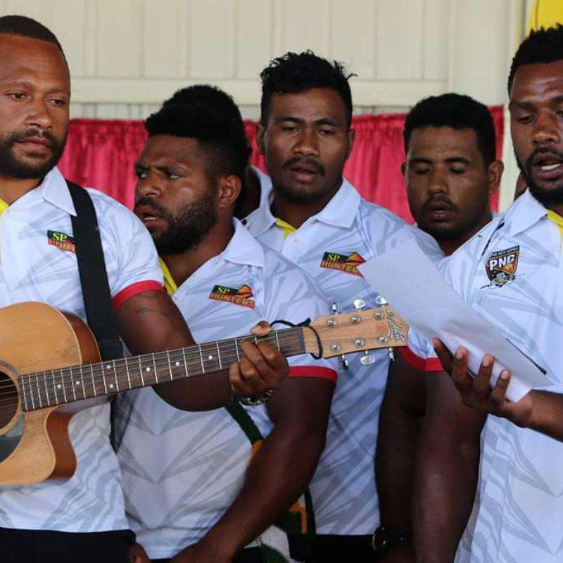 EMU Sportswear:2020 SP PNG Hunters Players Polo