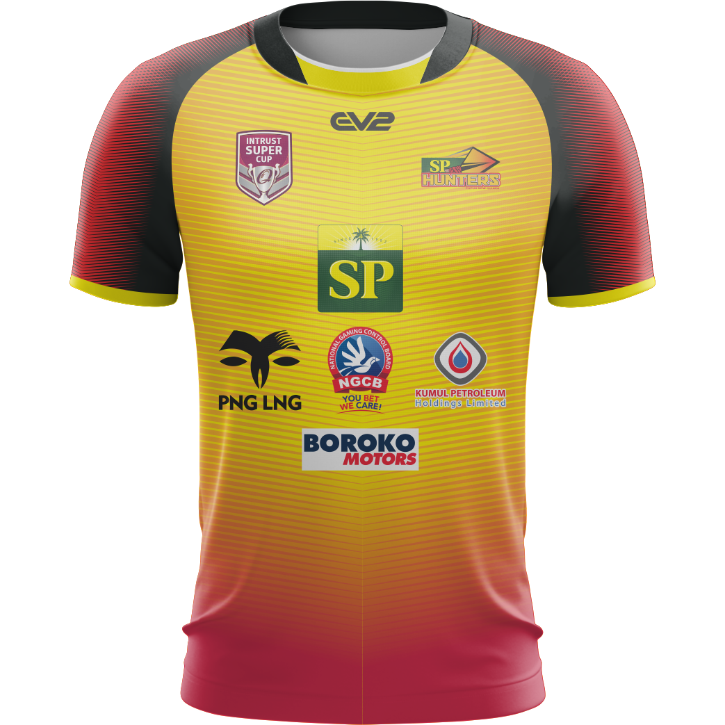 EMU Sportswear:2019 SP PNG Hunters Training Tee