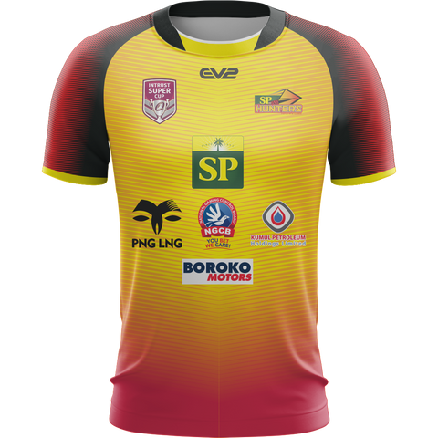 2019 SP PNG Hunters Training Singlet