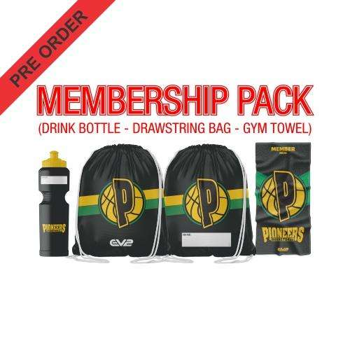 EMU Sportswear:Pioneers Basketball - Membership Pack