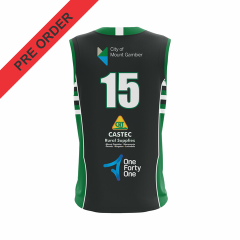 Pioneers Basketball  - Jersey