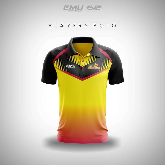 2018 SP PNG Hunters Players Polo