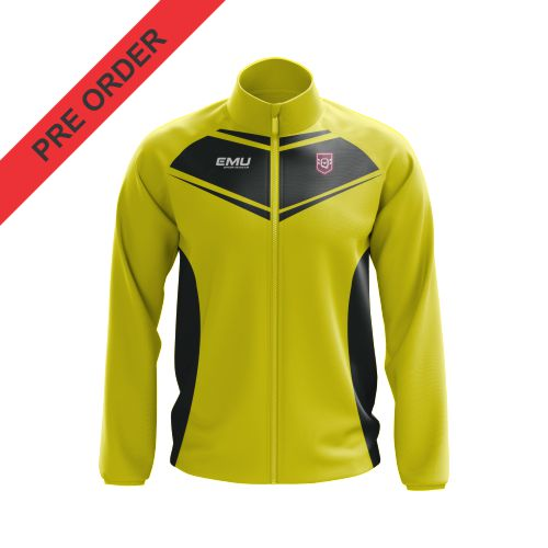 QRL Yellow League Safe Jacket