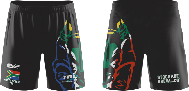 South Africa TRL Playing Shorts
