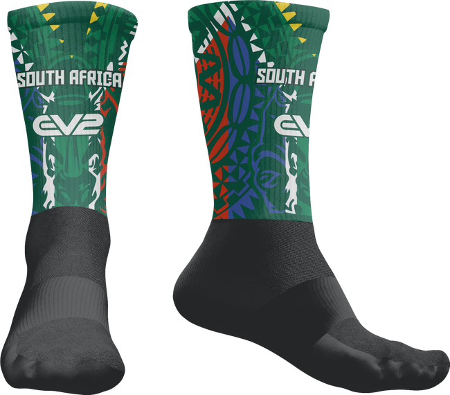 South Africa TRL EV2 Pro Crew Sock