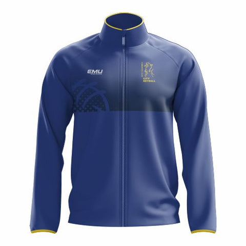 Townsville City Netball - Traditional Hoodie