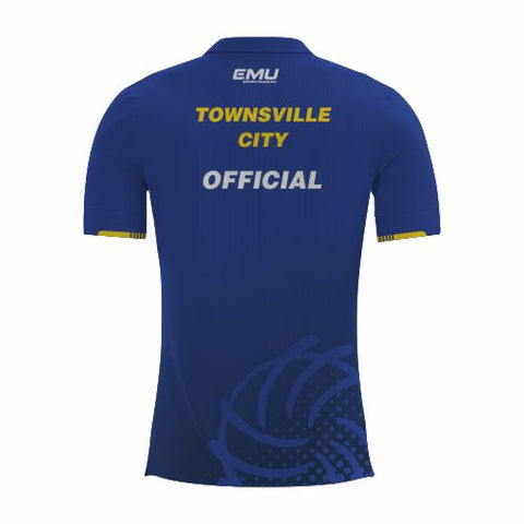 Townsville City Netball - Officials Club Polo