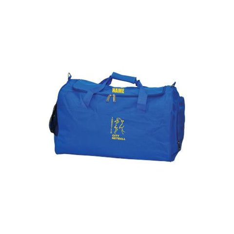 Townsville City Netball - Players Sports Bag