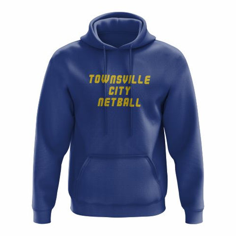 Townsville City Netball - Additional Embroidery
