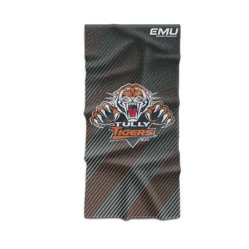 EMU Sportswear:Tully Tigers - Beach Towel