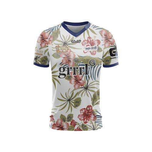 EMU Sportswear:USA Rugby League - Hawaiian Jersey