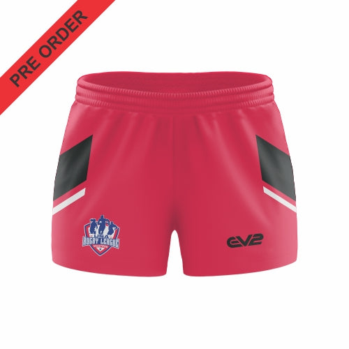 USA Rugby League Masters - Rugby League Short - Red