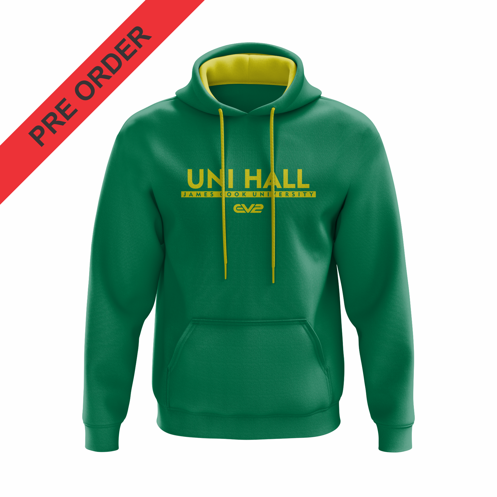 University Hall - Champion Hoodie
