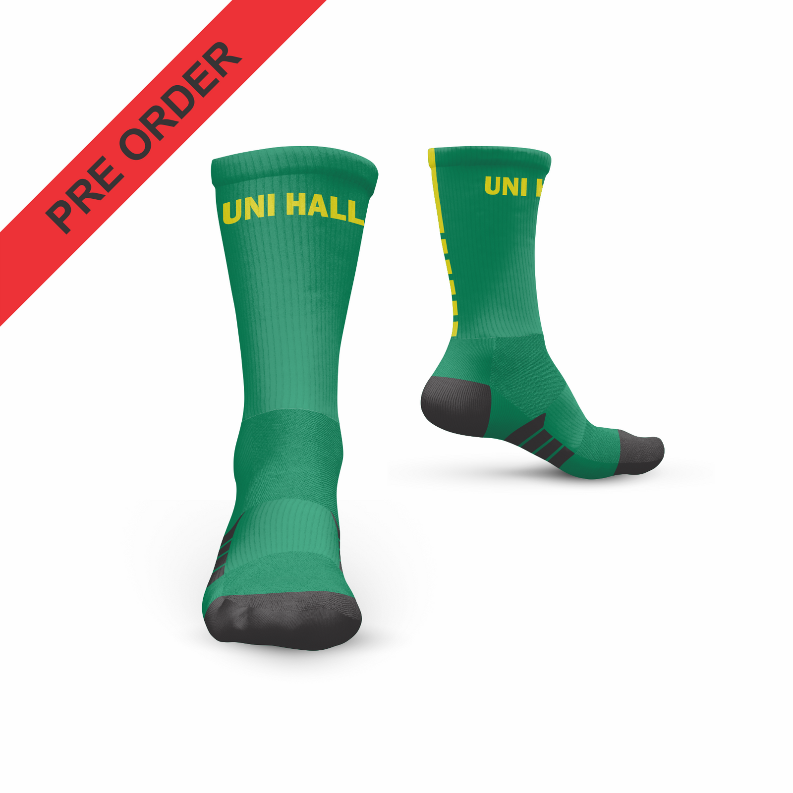 University Hall - EV2 Pro Sock