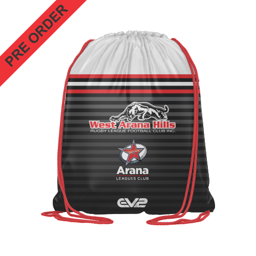 West Arana Hills RLFC - Drawstring Bag