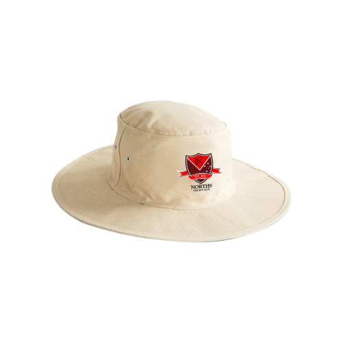Norths Cricket (NCCSHOP) - Wide Brim Hat