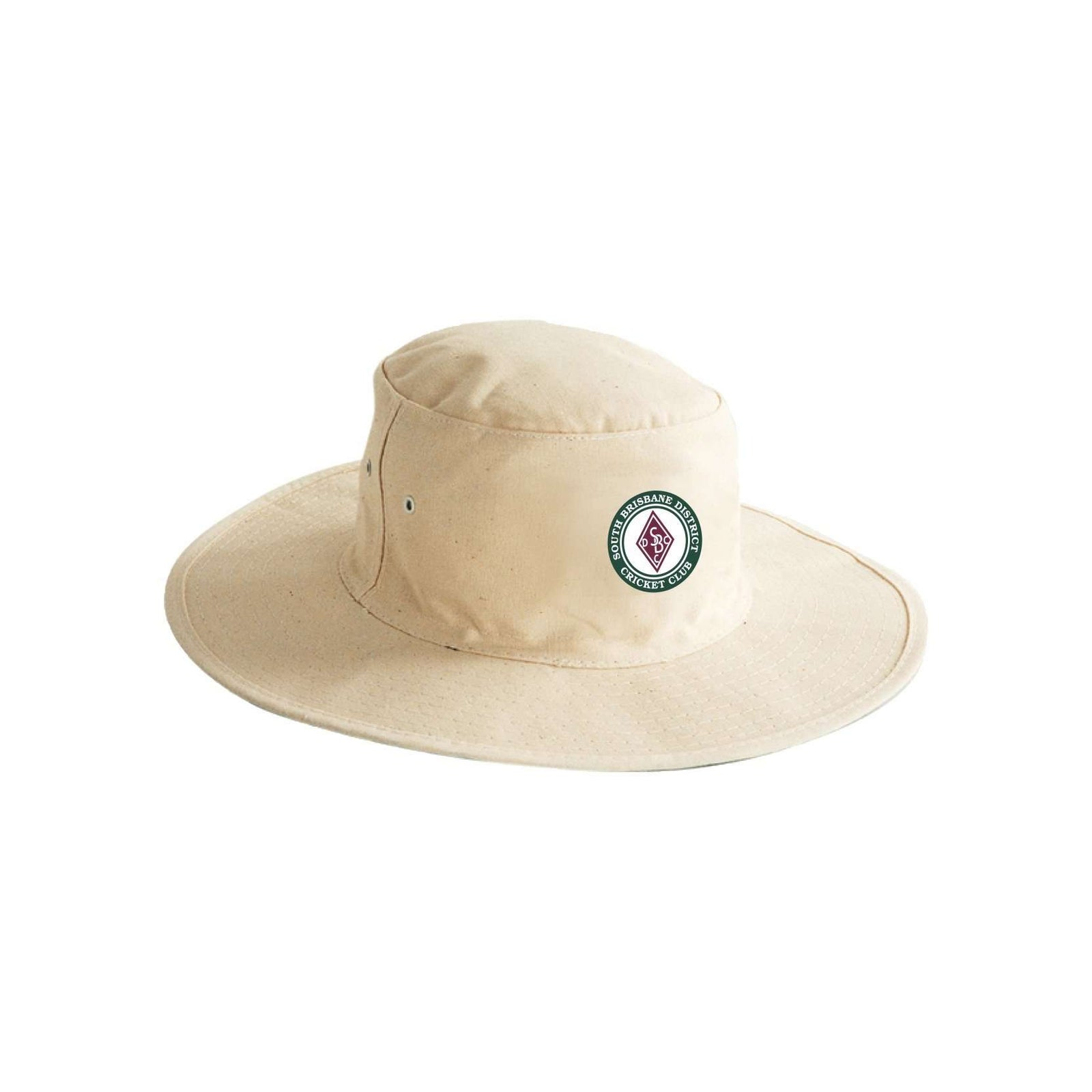 EMU Sportswear:South Brisbane Cricket Club - Wide Brim Hat