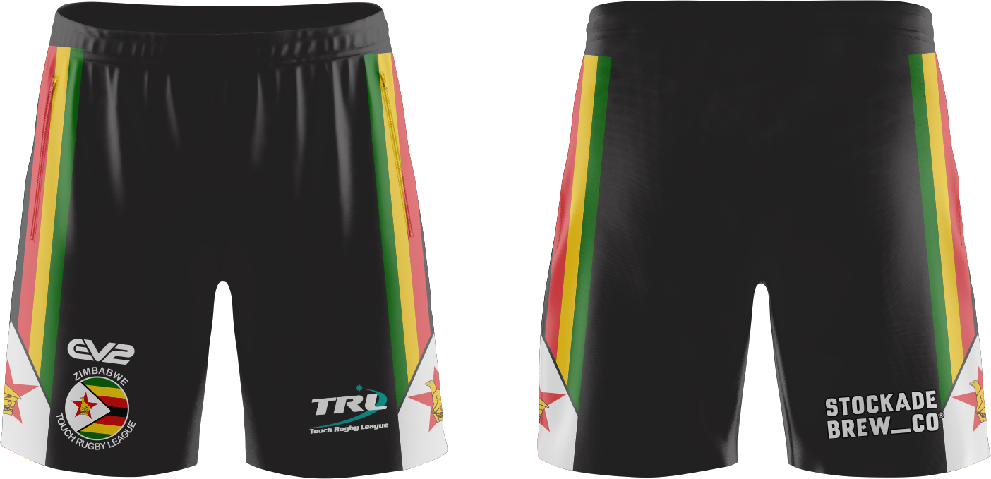 Zimbabwe TRL Playing Shorts