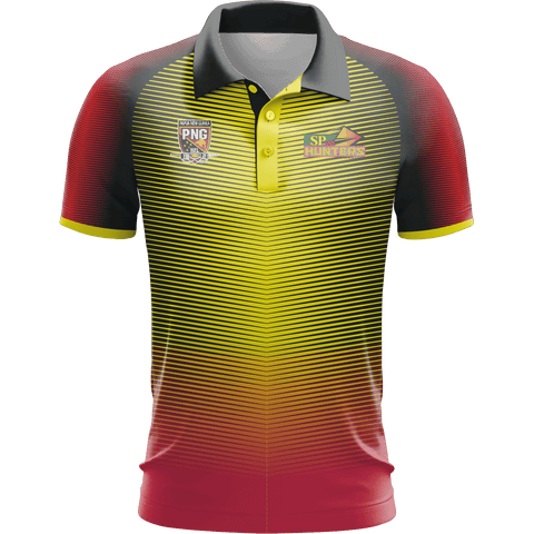 2019 SP PNG Hunters Replica Home Jersey