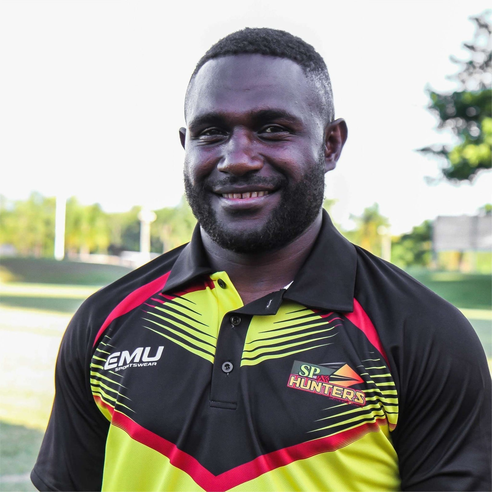 EMU Sportswear:2018 SP PNG Hunters Players Polo