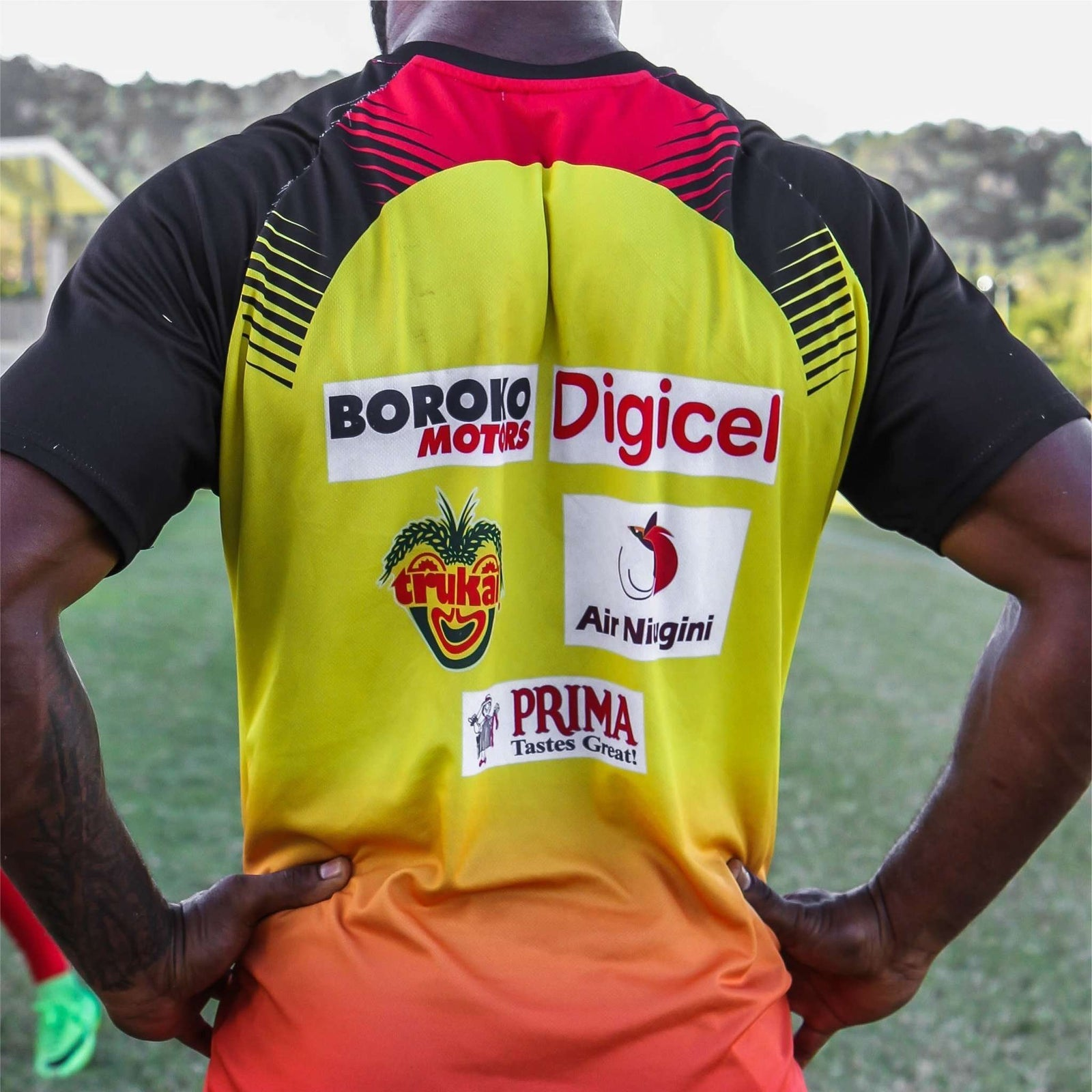 EMU Sportswear:2018 SP PNG Hunters Training Tee