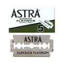 Superior Platinum Double Edge Safety Razor Blades - 5 pack - Living Industries