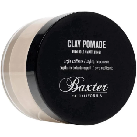 Clay Pomade 60ml - Living Industries