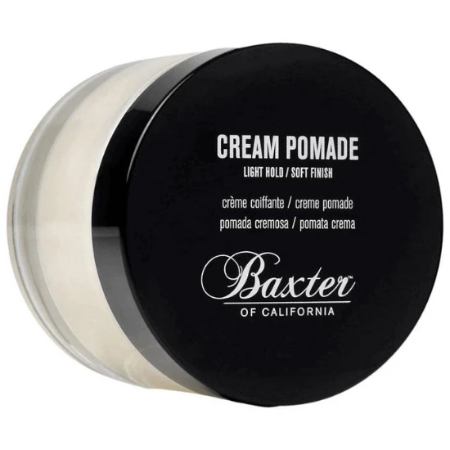 Cream Pomade 60ml - Living Industries