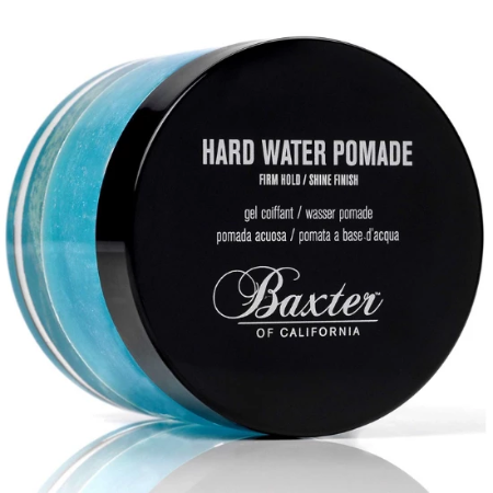 Hard Water Pomade 60ml - Living Industries