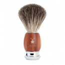 Vivo 4 Piece Shaving Kit: Plum Wood - Living Industries