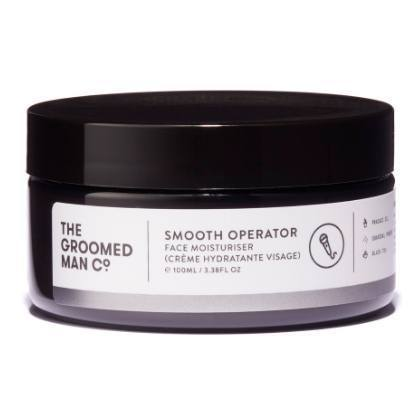 Smooth Operator Face Moisturiser 100ml - Living Industries