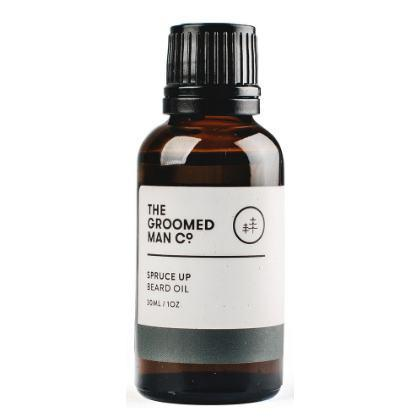 Spruce Up Beard Oil - Living Industries