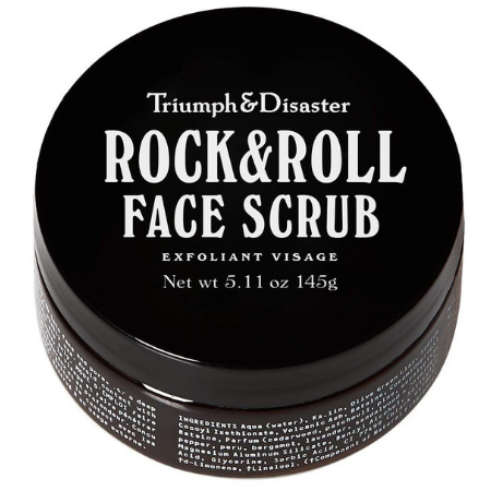 Rock & Roll Suicide Face Scrub 100ml - Living Industries