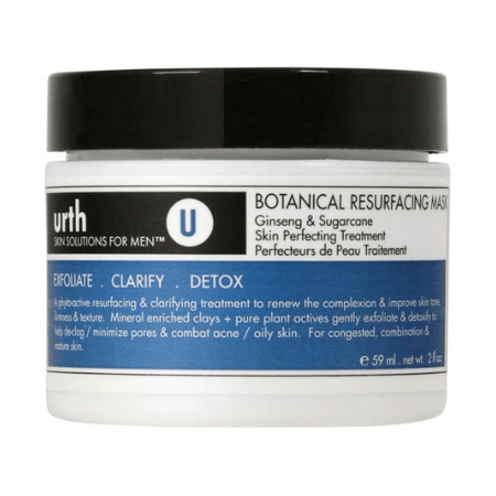 Botanical Resurfacing Mask 59ml - Living Industries