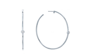 "Carbon & Hyde ""Rosette Hoops"""