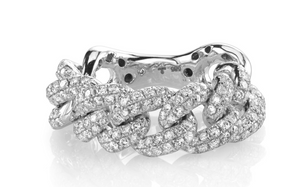 "Shay Fine Jewelry ""Essential Jumbo Link Ring"""