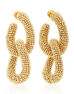 Beading Links Earring