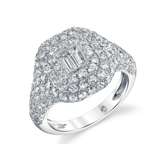 "Shay Fine Jewelry ""Diamond Pinky Ring"" - Millo Jewelry"