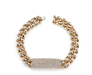 "Shay Fine Jewelry ""Essential Id Bracelet"" - Millo Jewelry"