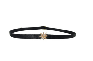 "Shay Fine Jewelry ""Mini Starburst Choker"""