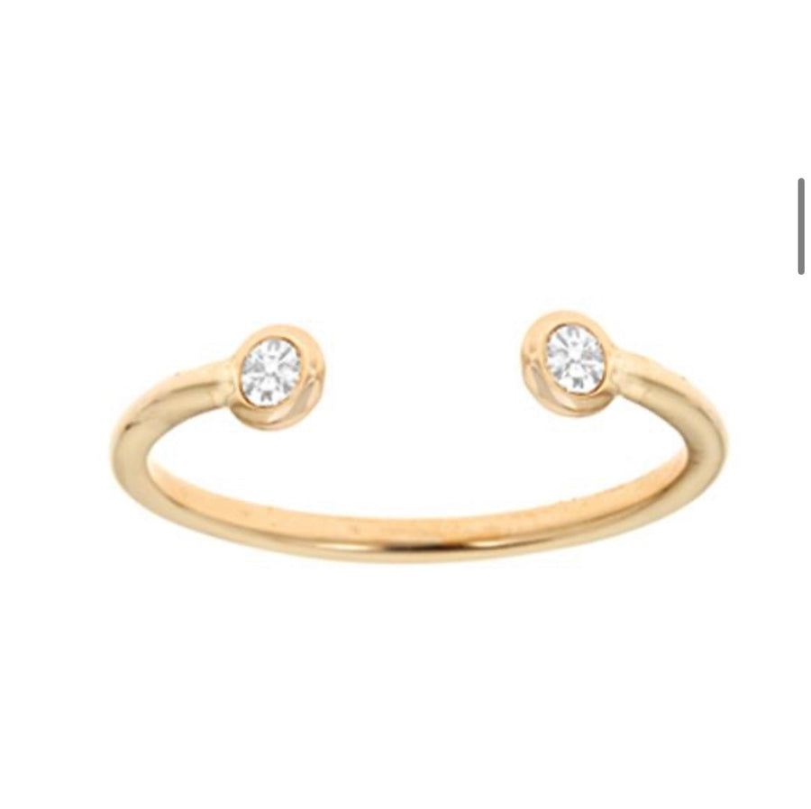 Maya J 14k Stacking Ring