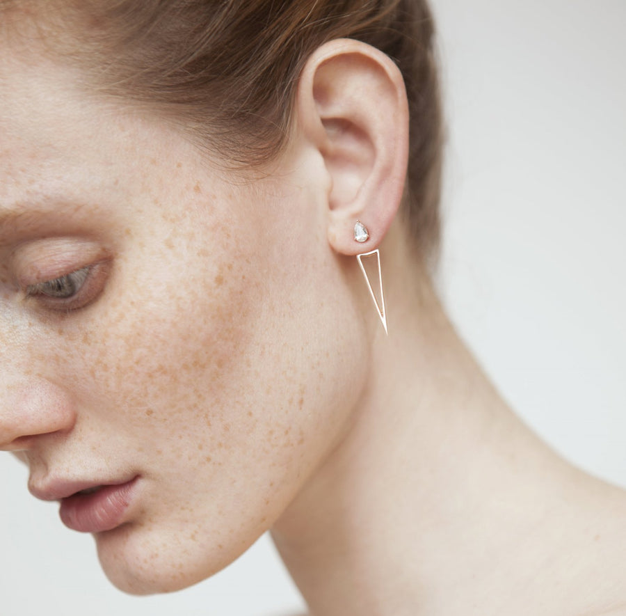 Pirum Studs - Millo Jewelry