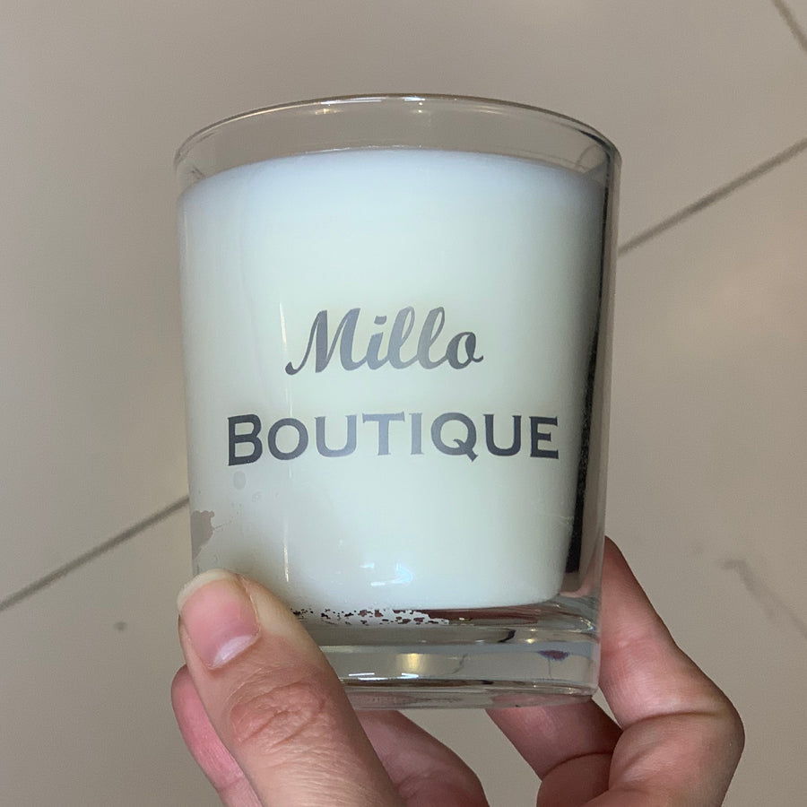 Standard Size Candle