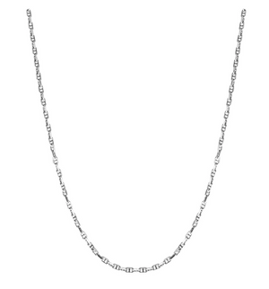 Double Link Men Chain - Millo Jewelry