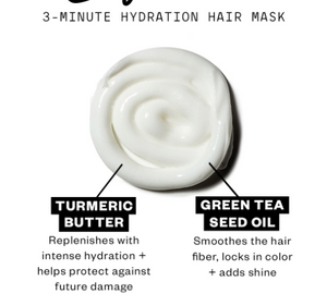 Offline - 3 minute Hydration Hair Mask - Millo Jewelry