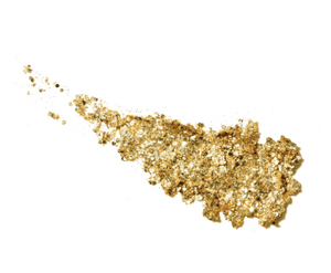 House Party 24k Gold - Hair & Body Glitter Stick