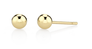 SMALL BALL STUD EARRINGS - Millo Jewelry