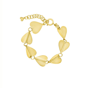 Wings of Love Large Bracelet - Millo Jewelry