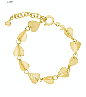 Wings of Love Medium Bracelet - Millo Jewelry